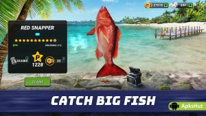 Fishing Clash Mod Apk for Android [Unlimited Pearls] 2021 1