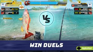 Fishing Clash Mod Apk for Android [Unlimited Pearls] 2021 2