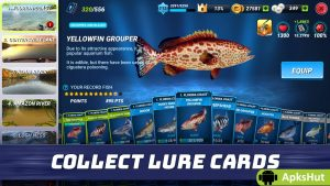 Fishing Clash Mod Apk for Android [Unlimited Pearls] 2021 3