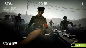Into the Dead Mod Apk [Unlimited Ammo/Money] 8