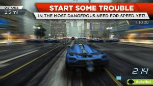 Need for Speed Most Wanted Mod Apk [Unlimited Cars] 2