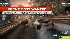 Need for Speed Most Wanted Mod Apk [Unlimited Cars] 3