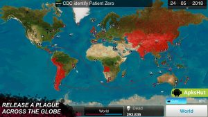 Plague Inc Mod Apk 2021 for Android (Fully Unlocked) 2