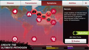 Plague Inc Mod Apk 2021 for Android (Fully Unlocked) 3