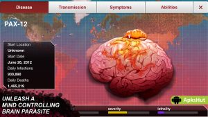 Plague Inc Mod Apk 2021 for Android (Fully Unlocked) 6
