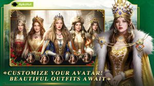 Game Of Sultans Mod Apk [Unlimited Money] 2021 2