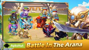 Taptap Heroes Mod Apk [Unlimited Coins] 2021 3
