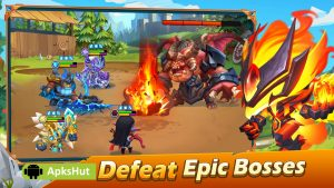 Taptap Heroes Mod Apk [Unlimited Coins] 2021 4