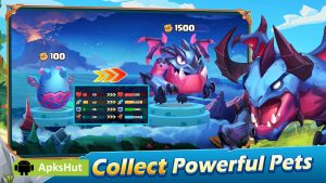 Taptap Heroes Mod Apk [Unlimited Coins] 2021 5